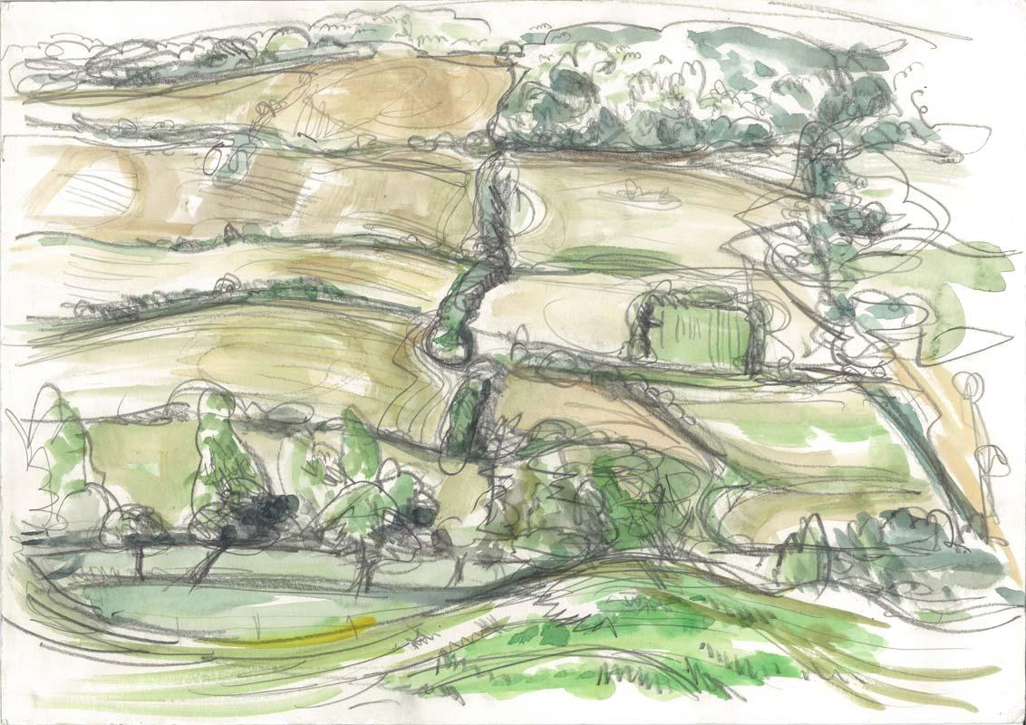 Field patterns from Woolley